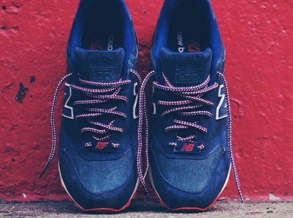 Ronnie Fieg x New Balance 577 Americana Releasing Today