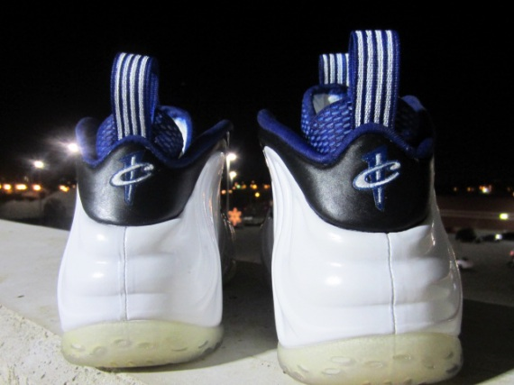 Nike Air Foamposite One Shooting Stars Customs by FETTi D'Biasi