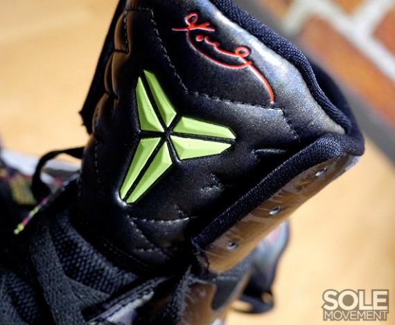 Nike Kobe 9 Elite Masterpiece Another Detailed Look