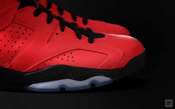 Air Jordan 6 Infrared 23 Detailed Look