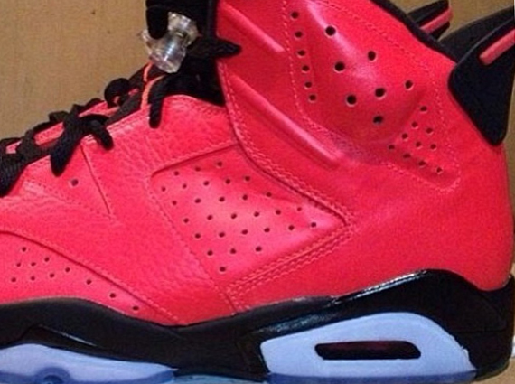 Air Jordan 6 Toro Another Quick Look