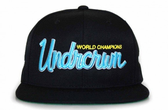 UNDRCRWN 2013 Astrodunk Collection Now Available
