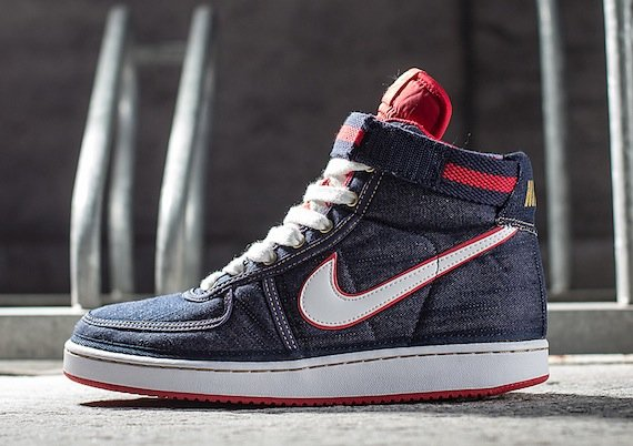 Nike Vandal High Supreme VNTG Denim Pack