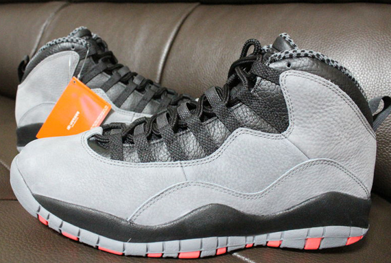 Air Jordan 10 Infrared