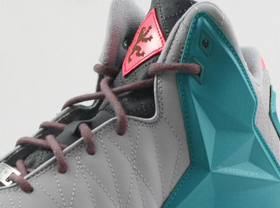 """Nike LeBron 11 NSW Lifestyle """"Miami Vice""""  2337ef229"""