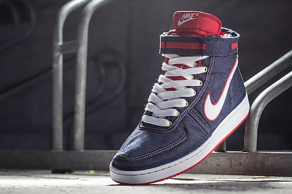 Nike Vandal High Supreme VNTG Denim Pack