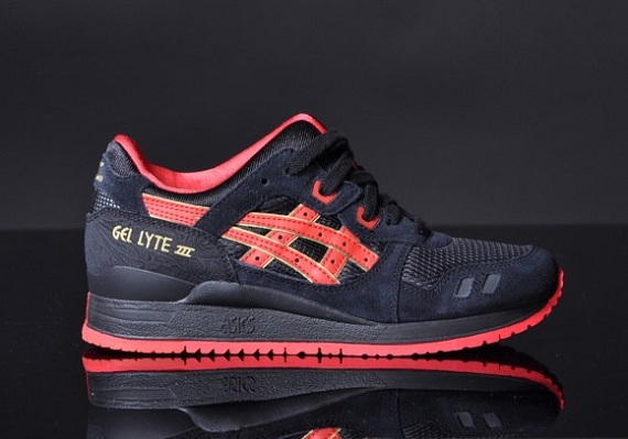 Asics Gel Lyte III Lovers and Haters - Detailed Pictures