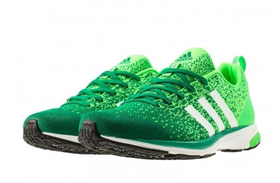 adidas adiZero Primeknit 2.0 Vivid Green