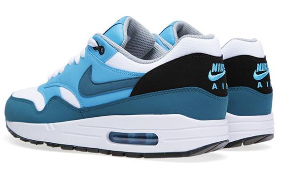 Nike Air Max 1 White/Night Factor