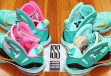 Unreleased Nike Lebron 9 Elite Samples