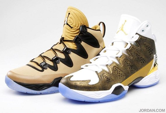 Air Jordan XX8 SE and Melo M10 Awards Season PEs