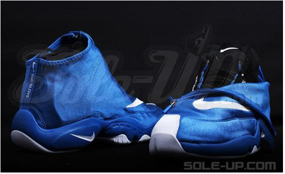Nike Air Zoom Flight The Glove Royal and White - More Detailed Pics