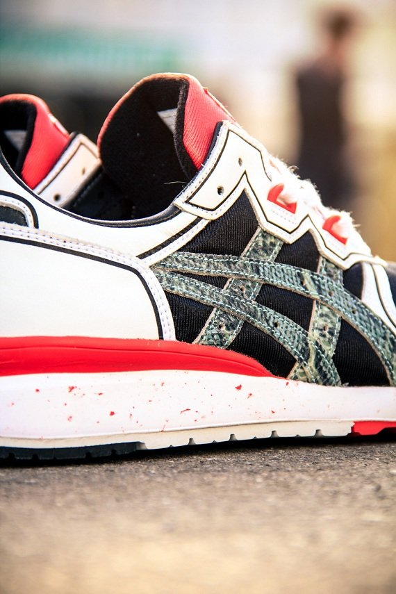 EB x Asics Gel Epirus California Mountain Snake