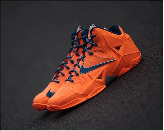 Nike LeBron 11 Hardwood Classic