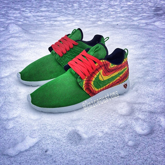 2Nice Weatherman Roshe