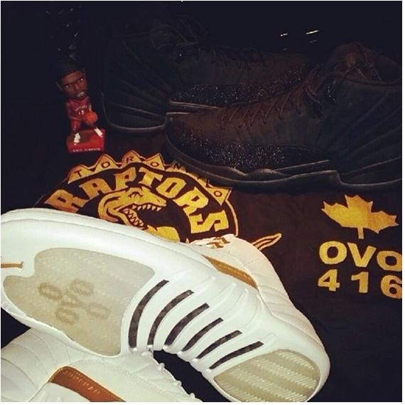 Air Jordan 12 Retro x OVO (Drake)