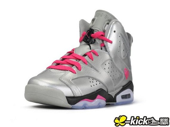 "Air Jordan 6 Retro GS ""Valentines Day""  348c0a932151"