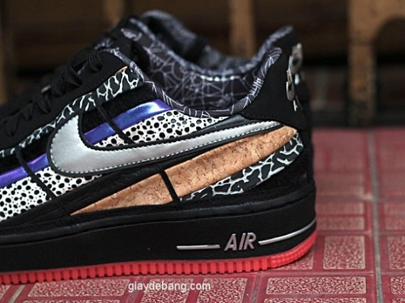 Nike Air Force 1 Low CMFT Nola Gumbo League