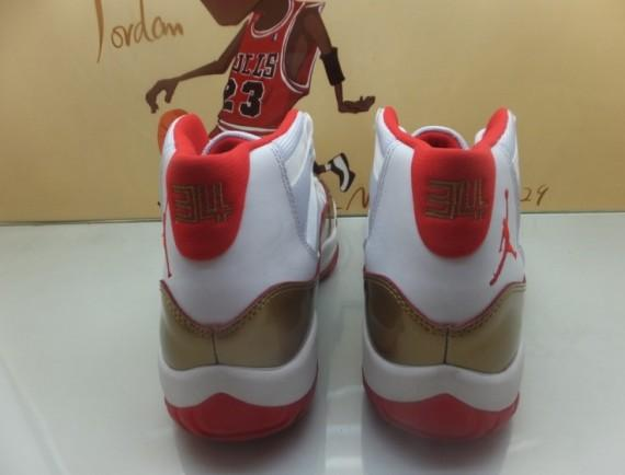 Air Jordan 11 Retro Ray Allen Ring Night PE