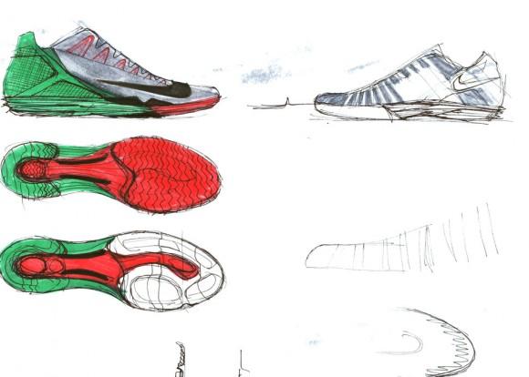 Nike Tennis Unveils Lunar Ballistec