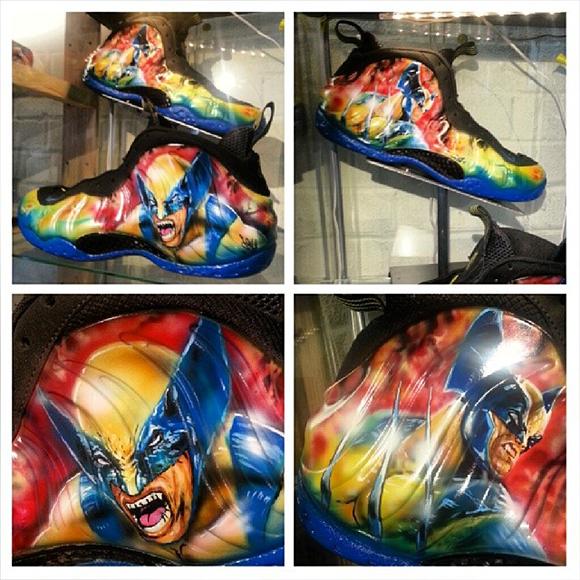 Dez Wolverine Foams