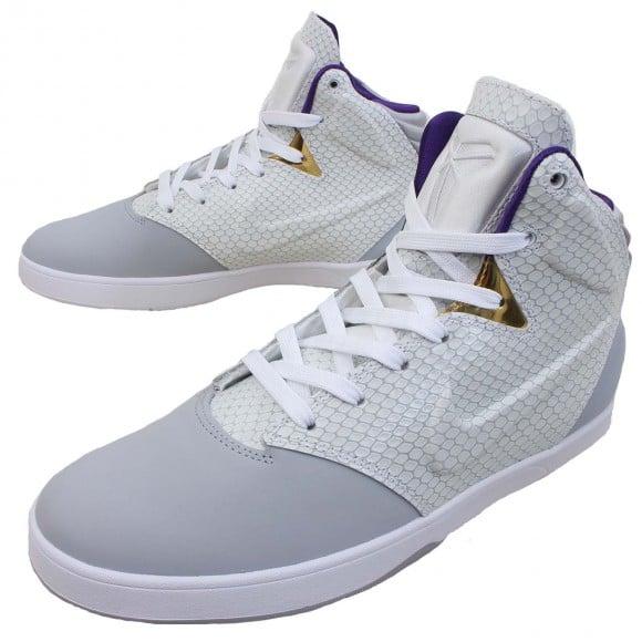 "Nike Kobe 9 Lifestyle ""Lakers"" - First Look"