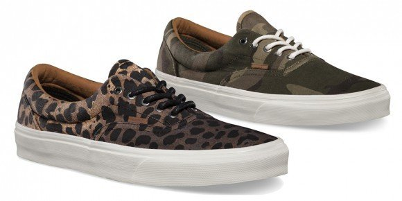 Vans California Collection Spring 2014 Ombre Dyed Era Pack