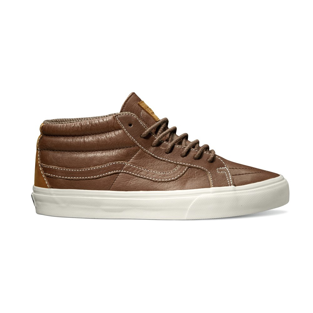 1051eac93b Leather Offerings from the Vans California Collection