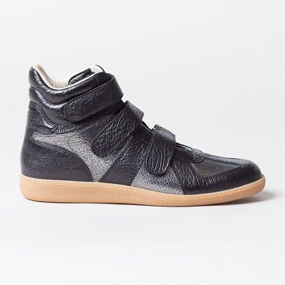 Margiela Crackle Sneakers