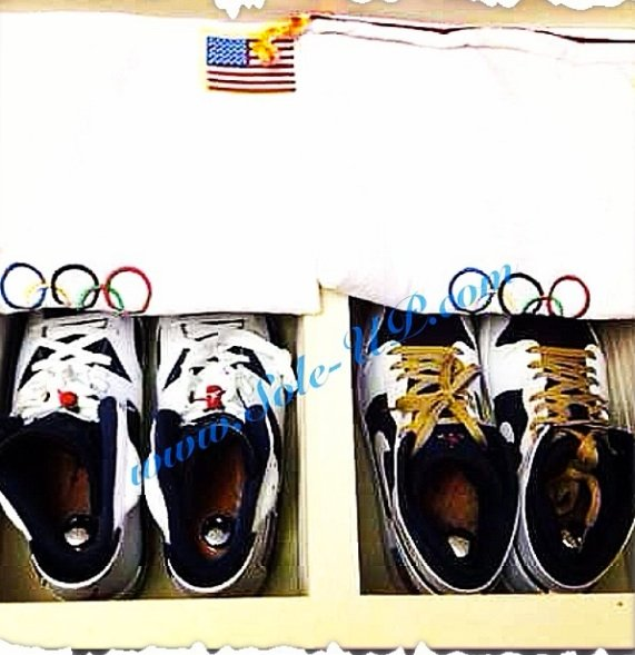 Air Jordan Olympic Pack First Look