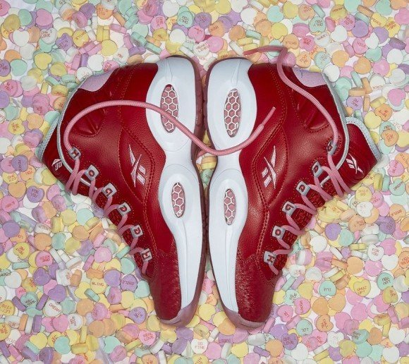 Reebok Question Mid Valentine's Day