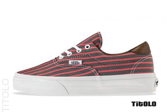 Vans Era 59 Stripes
