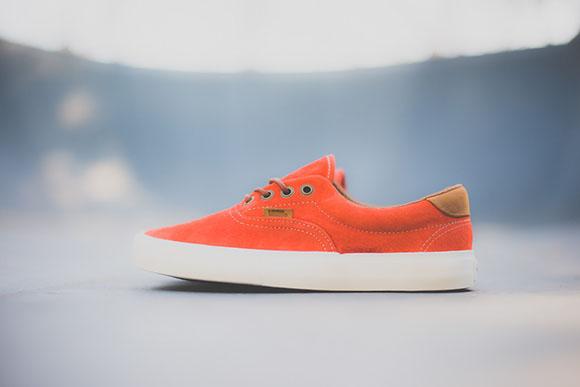 Vans Orange Rust
