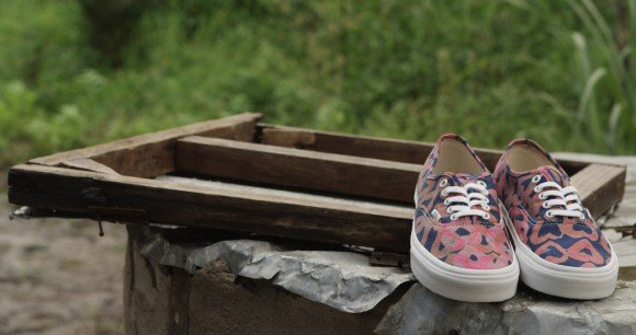 Vans Collaborates with Della on a Capsule Collection for Spring