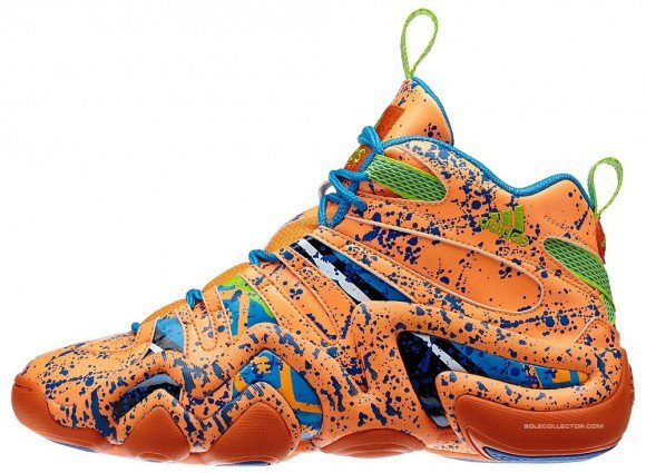 adidas Crazy 8 All-Star First Look