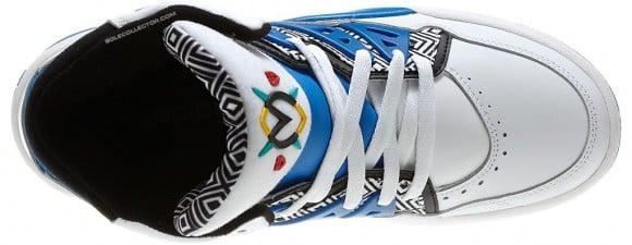 adidas Mutombo White Blue Release Date