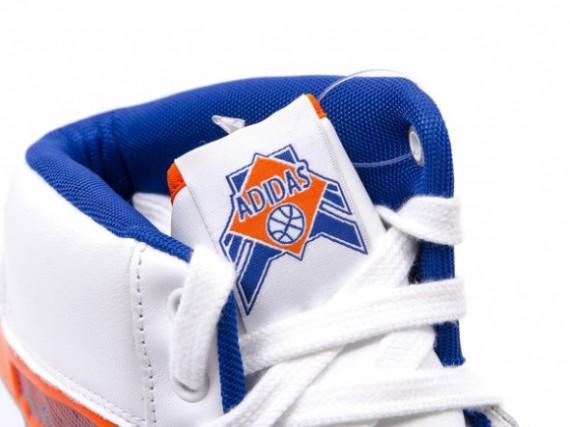 adidas Originals Attitude Hi Knicks Release Reminder