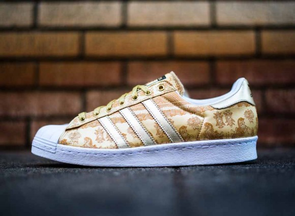 adidas Originals Superstar 80s Year of the Horse Now Available