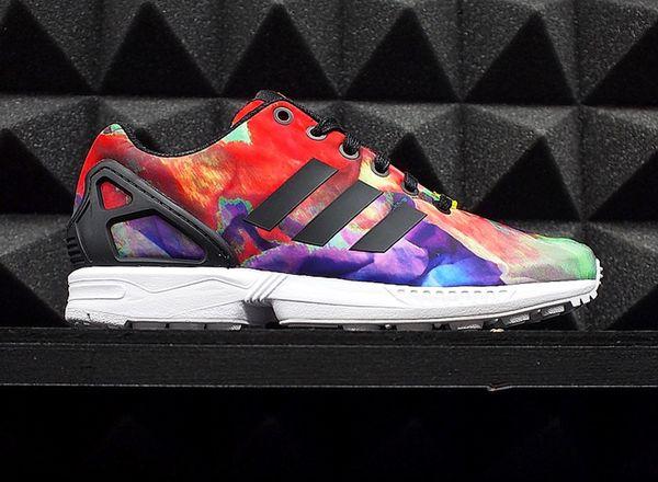 premium selection b3e40 db89d adidas Originals ZX FLUX Spring/Summer 2014 Colorways ...