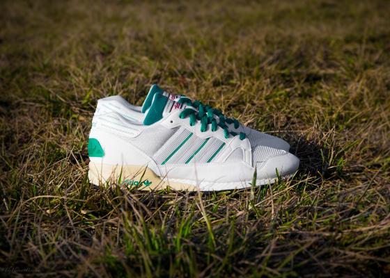 adidas originals zx 710 white vapour fresh green
