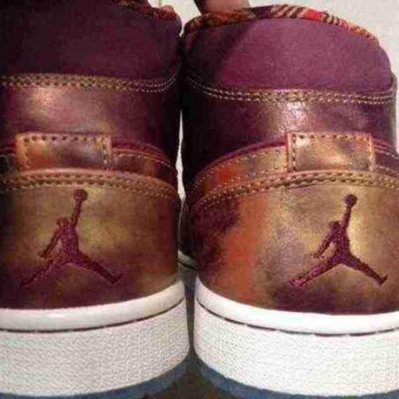 Air Jordan 1 Mid BHM First Look