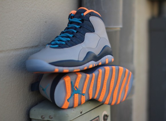 Air Jordan 10 Bobcats The First Retro Release of 2014
