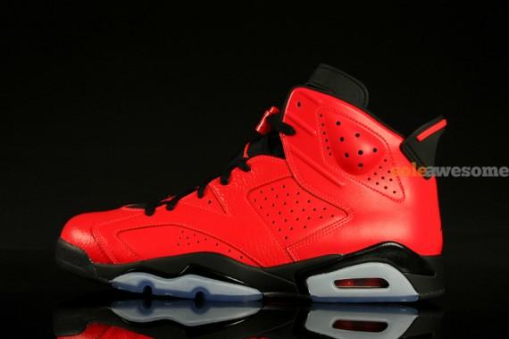 Air Jordan 6 Retro Infrared 23 Epic Look