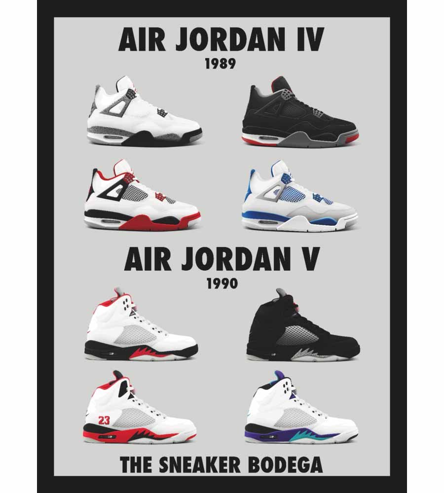 every jordan shoes
