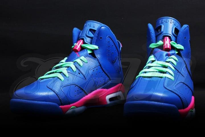 air-jordan-vi-6-gs-royal-purple-neon-pink-lime-green-new-images-2