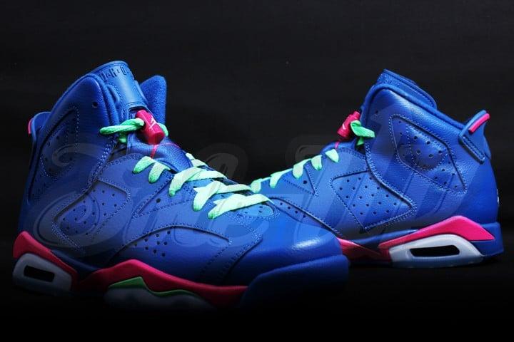 air-jordan-vi-6-gs-royal-purple-neon-pink-lime-green-new-images-3