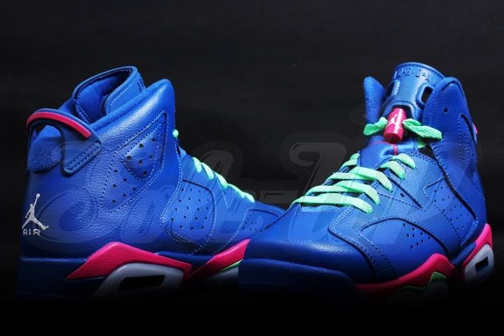 air-jordan-vi-6-gs-royal-purple-neon-pink-lime-green-new-images-4