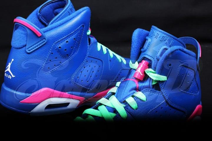 air-jordan-vi-6-gs-royal-purple-neon-pink-lime-green-new-images-6