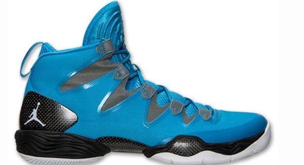 04662218463c Air Jordan XX8 SE  Dark Powder Blue White-Cool Grey-Black