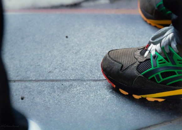 Packer Shoes x Asics Gel Kayano All Roads Lead to Teaneck Teaser